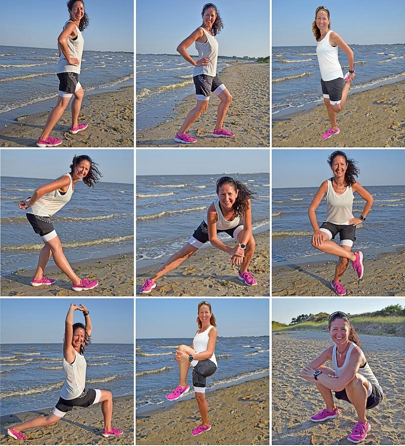 Dehnen für Läufer - Laufbuch: Laufen lieben lernen