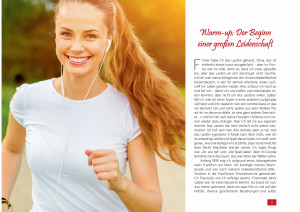 Laufbuch von Iris Hadbawnik: Laufen lieben lernen