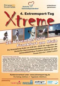 Extremsport-Tag 2016